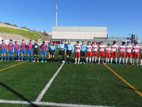 Iniciados de Alverca e Vila Franca têm jogo decisivo