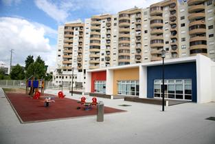 Escola do Casal da Serra reabriu esta terça-feira