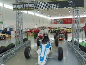 Salão de Vila Franca destaca carros de ralis e de corridas