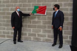 Plataforma logística inaugurada na Castanheira do Ribatejo