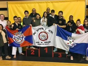 UDCAS conquista onze medalhas no Nacional de Kempo