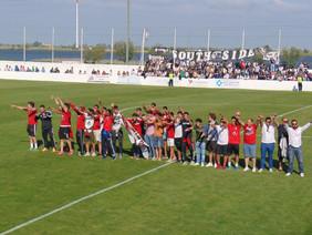 Juniores de Vila Franca são campeões distritais e sobem ao nacional