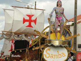 Carnaval Samorense juntou mais de 35 mil