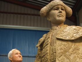 Busto de homenagem a José Júlio inaugurado no sábado