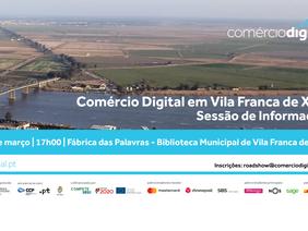 Vila Franca divulga potencial do comércio digital