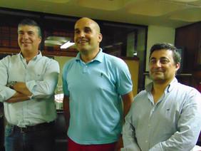 Vilafranquense renova comissão administrativa