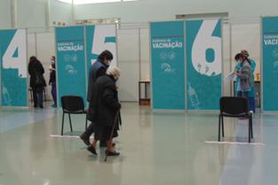 Centro concelhio de vacinação já funciona em Vila Franca