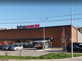 Intermarché foi desinfetado e está de portas abertas