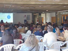 Tensão e algumas explicações na reunião do CBEI