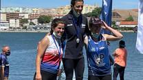 Canoístas do Alhandra somam mais três medalhas