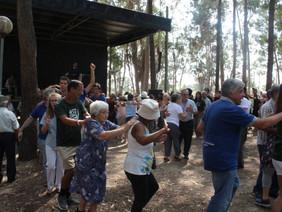 Encontro junta mais de 1000 idosos em Benavente