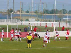 Golo na última jogada dá vitória ao Vilafranquense