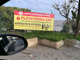 Marcha lenta exige obras na Nacional 3