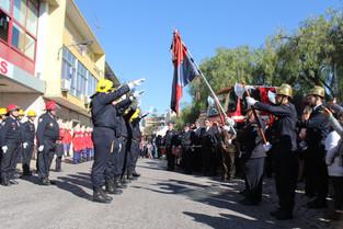 Bombeiros de Alverca celebram 91 anos
