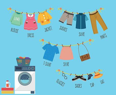 Kıyafetler - Clothes