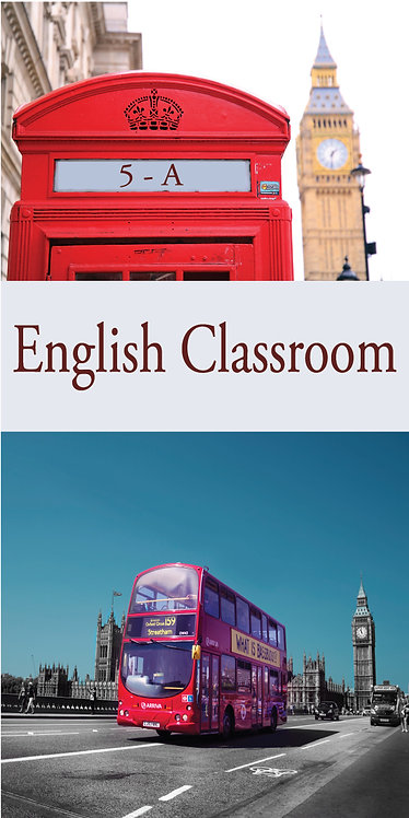 English Classroom - Londra /2