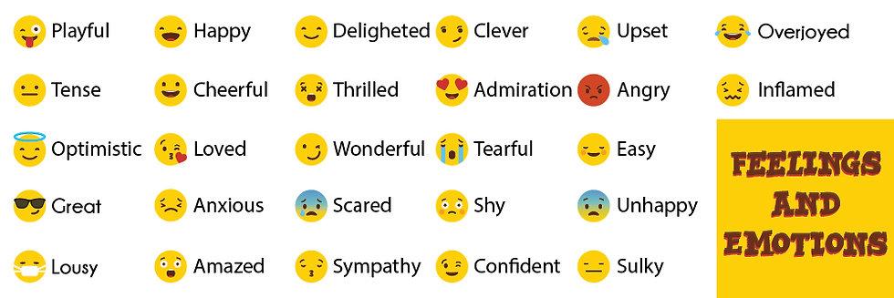 Duygular - Emotions