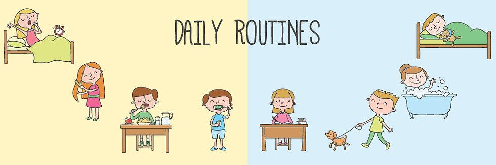 Günlük İşler /2 - Daily Routines /2