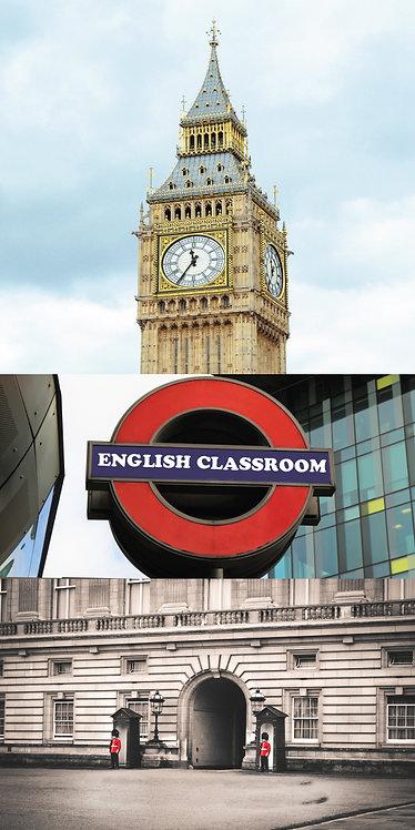 English Classroom - Londra
