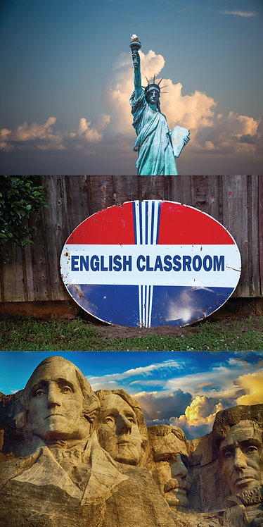 English Classroom - Amerika /2