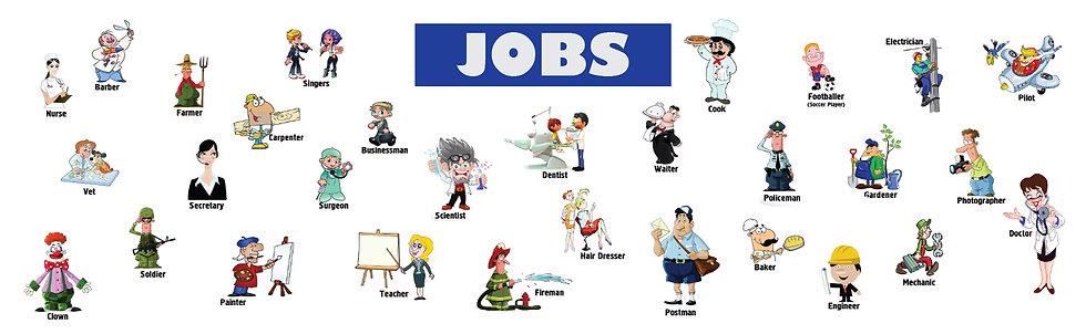 Meslekler - Jobs