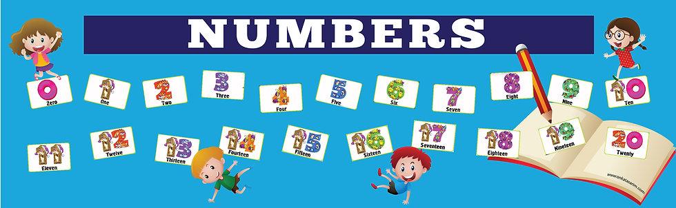 Sayılar - Numbers