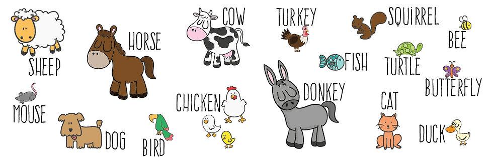 Hayvanlar - Animals