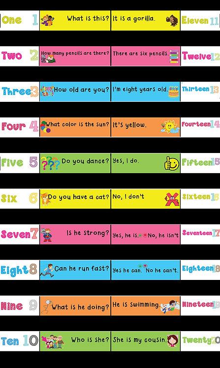 İngilizce Cümleler 3 - 10 Basamak