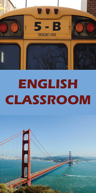 English Classroom - Amerika