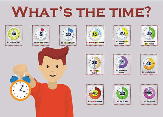 Zaman - What's The Time