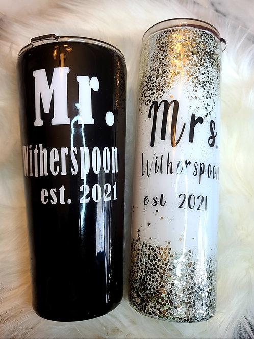 MR. & MRS. Set