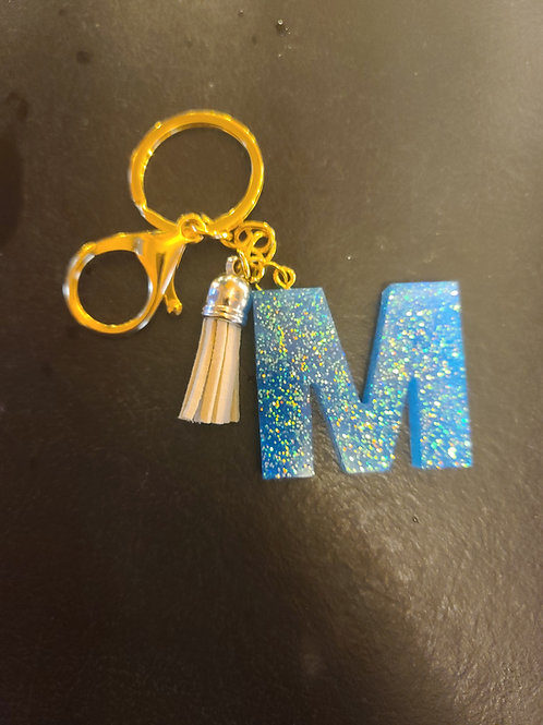 Letter Keychain's