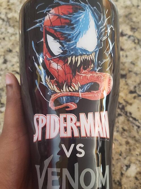 Spiderman Vs. Venon