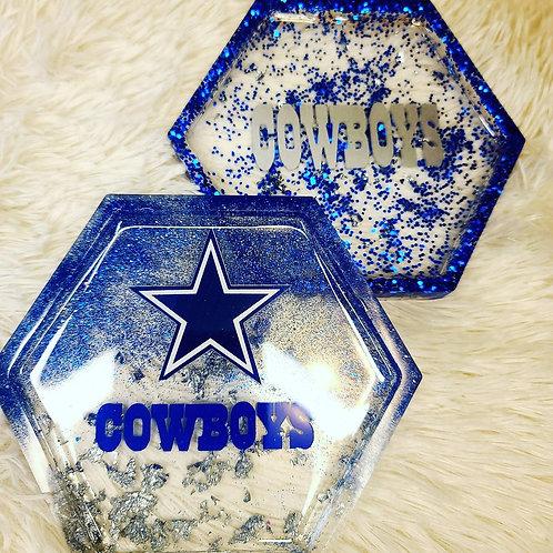 Cowboys Coasters