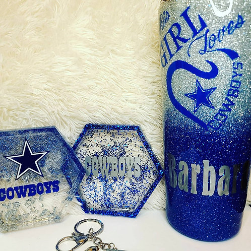This Girl Loves Cowboys