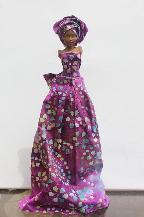 Purple Doll
