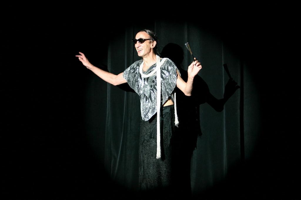 往年のオペラ歌手