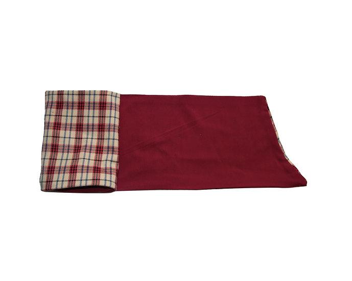#16 - Tartan-Red
