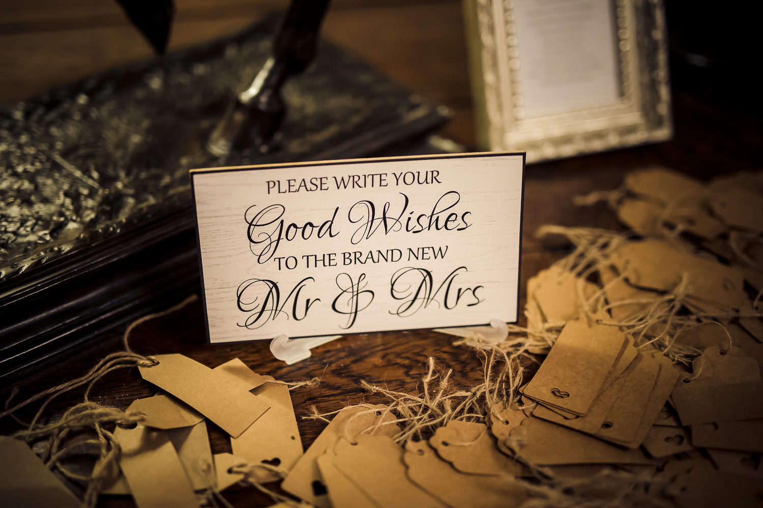 Wishes For The Mr & Mrs