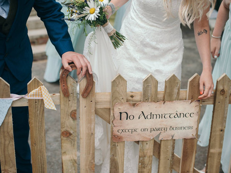 HOW TO PLAN A THEMED WEDDING (COLLABORATION WITH MAGPIE EVENT PLANNING)