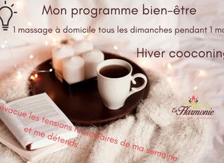 Les dimanches cocooning