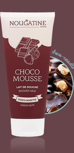 lait de douche CHOCO MOUSSE