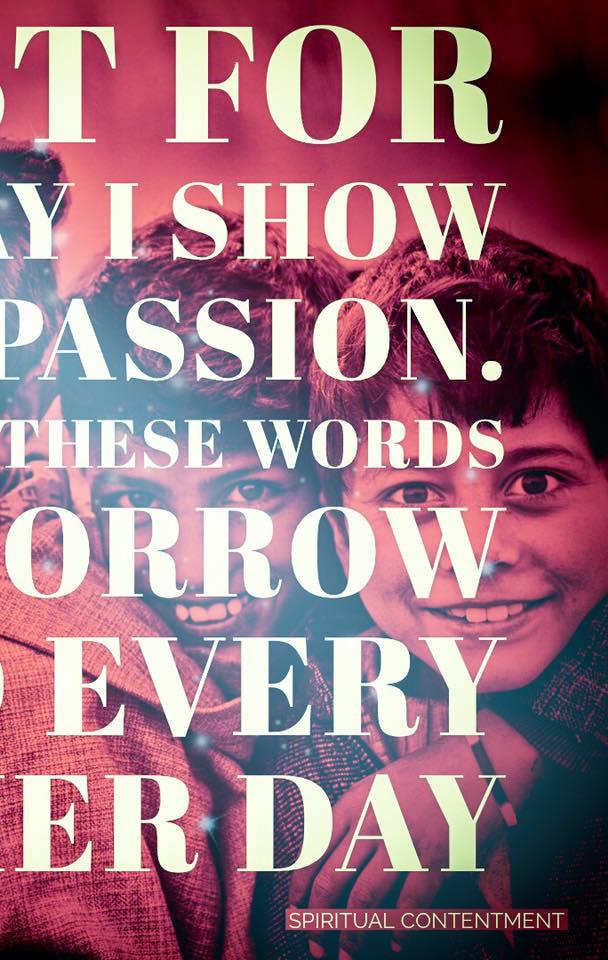 showcompassion