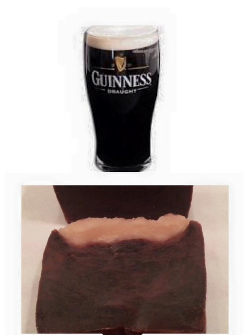 Guinness Beer Soap Scented in Maple Hot Toddy