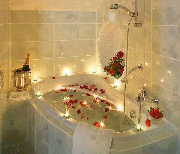 bath roses