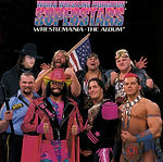 WWF Superstars - Wrestlemania The Album