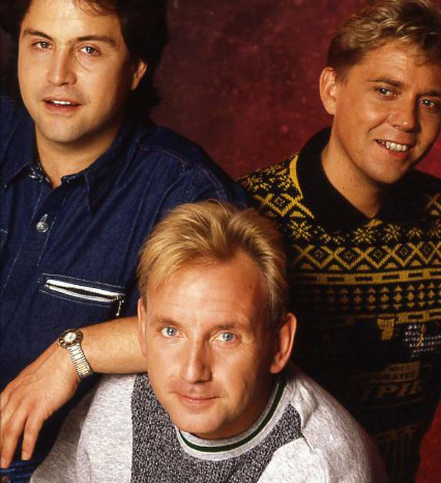 Matt Aitken, Pete Waterman, Mike Stock