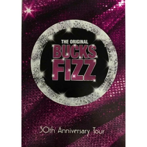 30th Anniversary Tour Programme