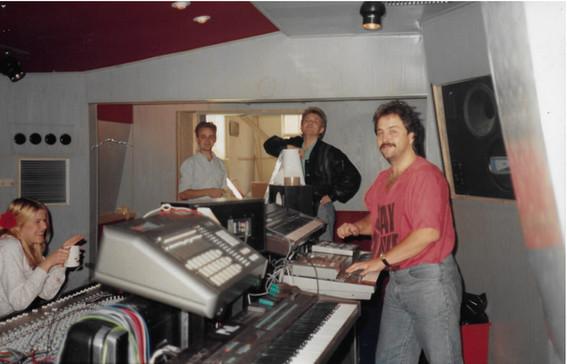 The Vineyard Studio, London