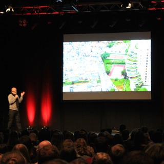 Pecha Kuch Nacht, Darmstadt, Forum der Immigration, Wiesbaden, Deutschland Forum of Immigration, Wiesbaden, Germany